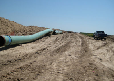 Pipes for keystone pipeline